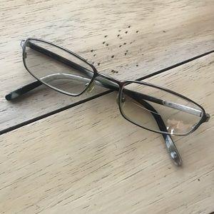 Gucci Reading Eyeglasses ombré Frames